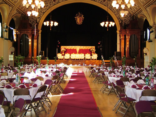 f12104b14f289 ... Click image for larger version Name  Grand Hall Wedding Set-up Front  View.
